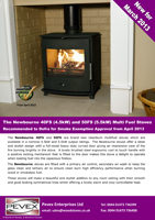 Bohemia  wood burning stoves