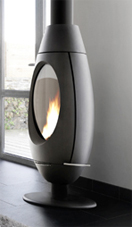 Invicta LUNA  wood burning stove